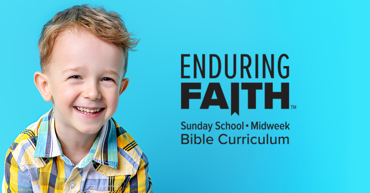 Enduring Faith Bible Curriculum from CPH