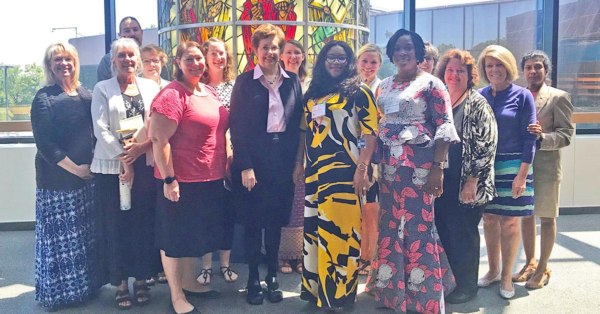 Lutheran Women Fellowship Nigeria