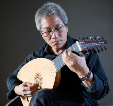 Kenneth Be, lutenist