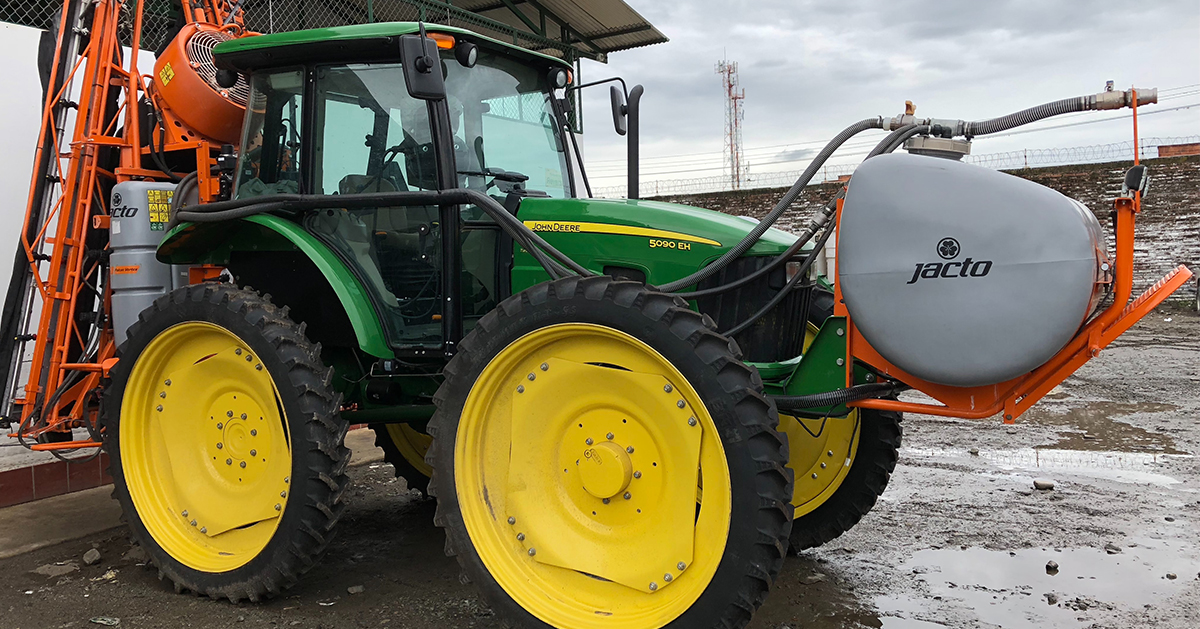 The Coffee Hour - Drive Your Tractor to Church - KFUO Radio