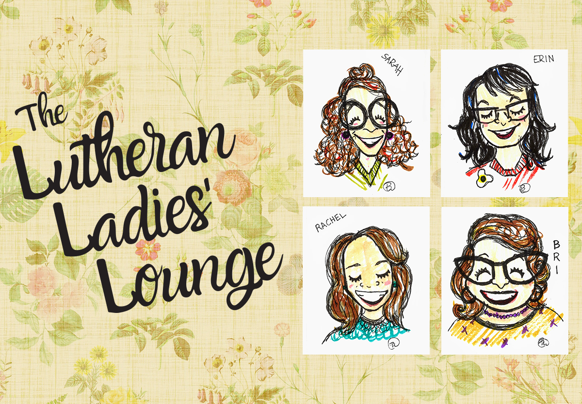 Lutheran Ladies' Lounge Episode 1