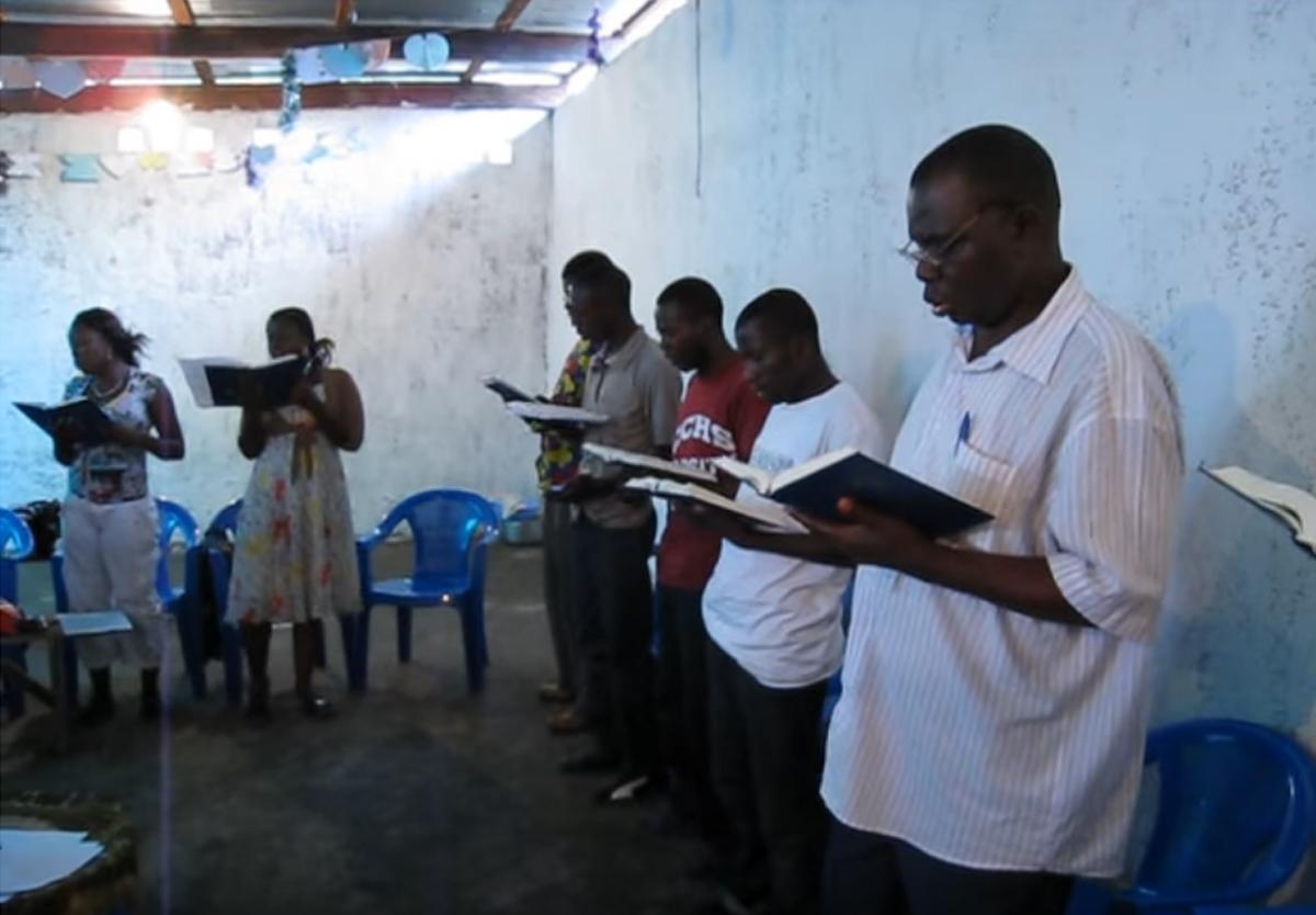 Hymnody Liturgy Africa