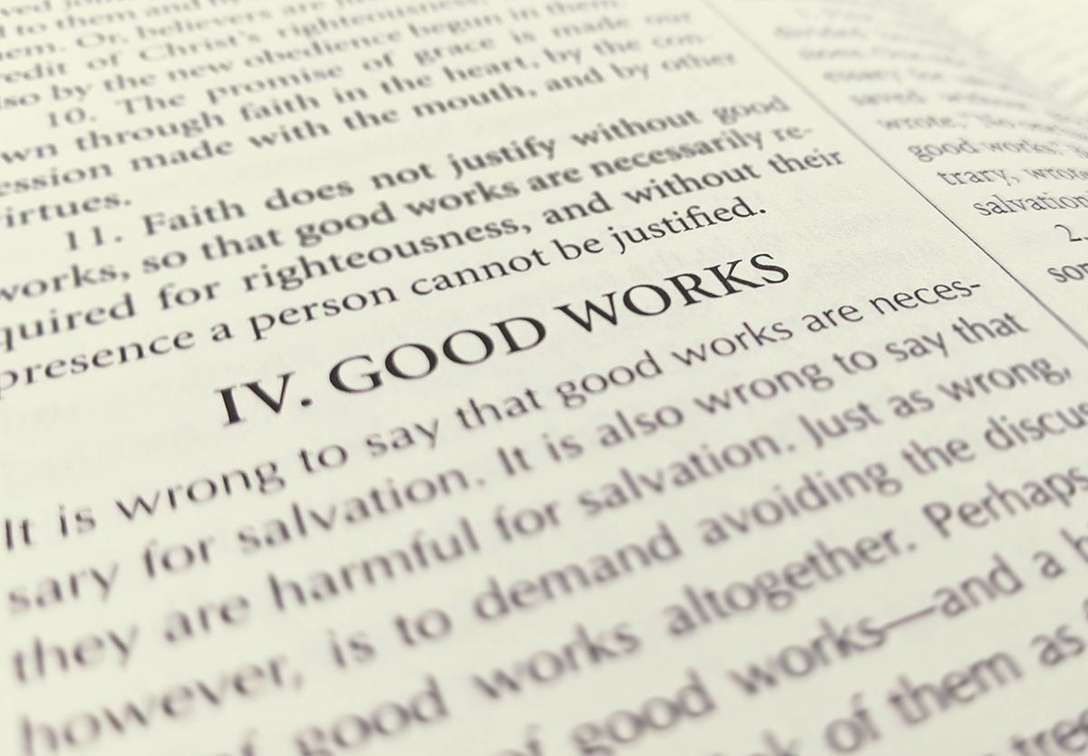 Formula Concord Good Works