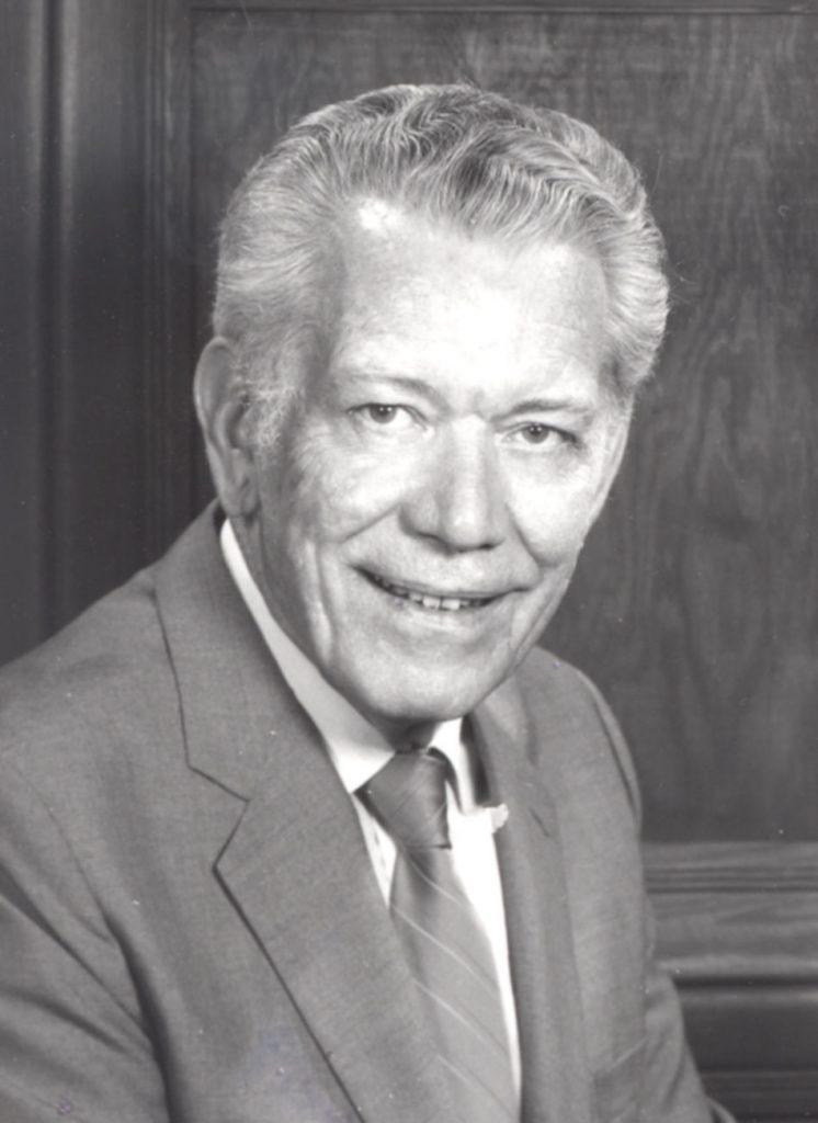 Rev. Dr. Karl Barth (Concordia Seminary)