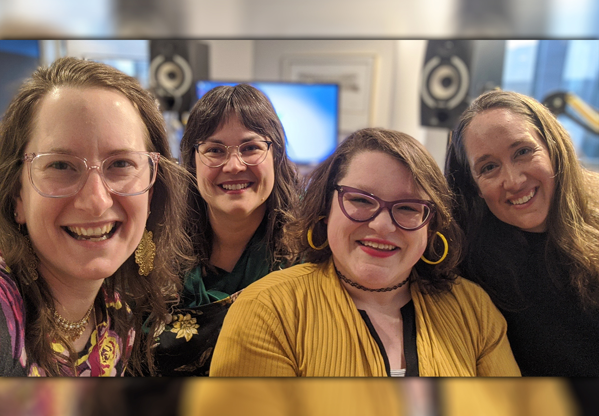 Lutheran Ladies Take Over