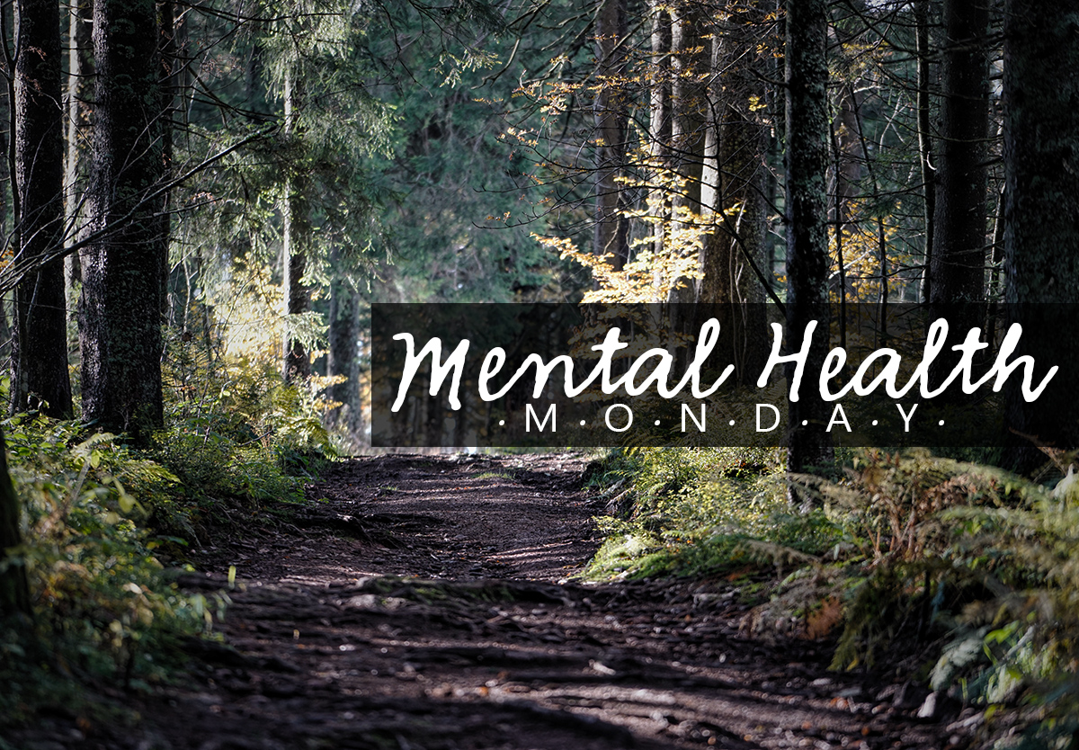 Mental Health Monday Outside Food Hugs