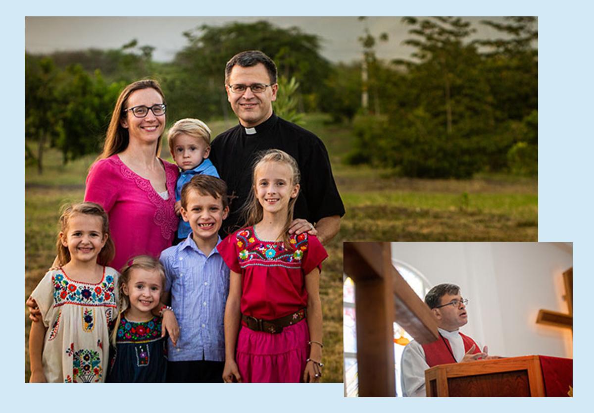 Krey missionary LAC