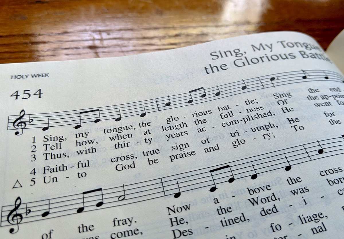 Holy Week Hymns