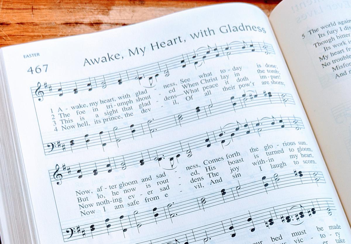 Easter Hymn Sing