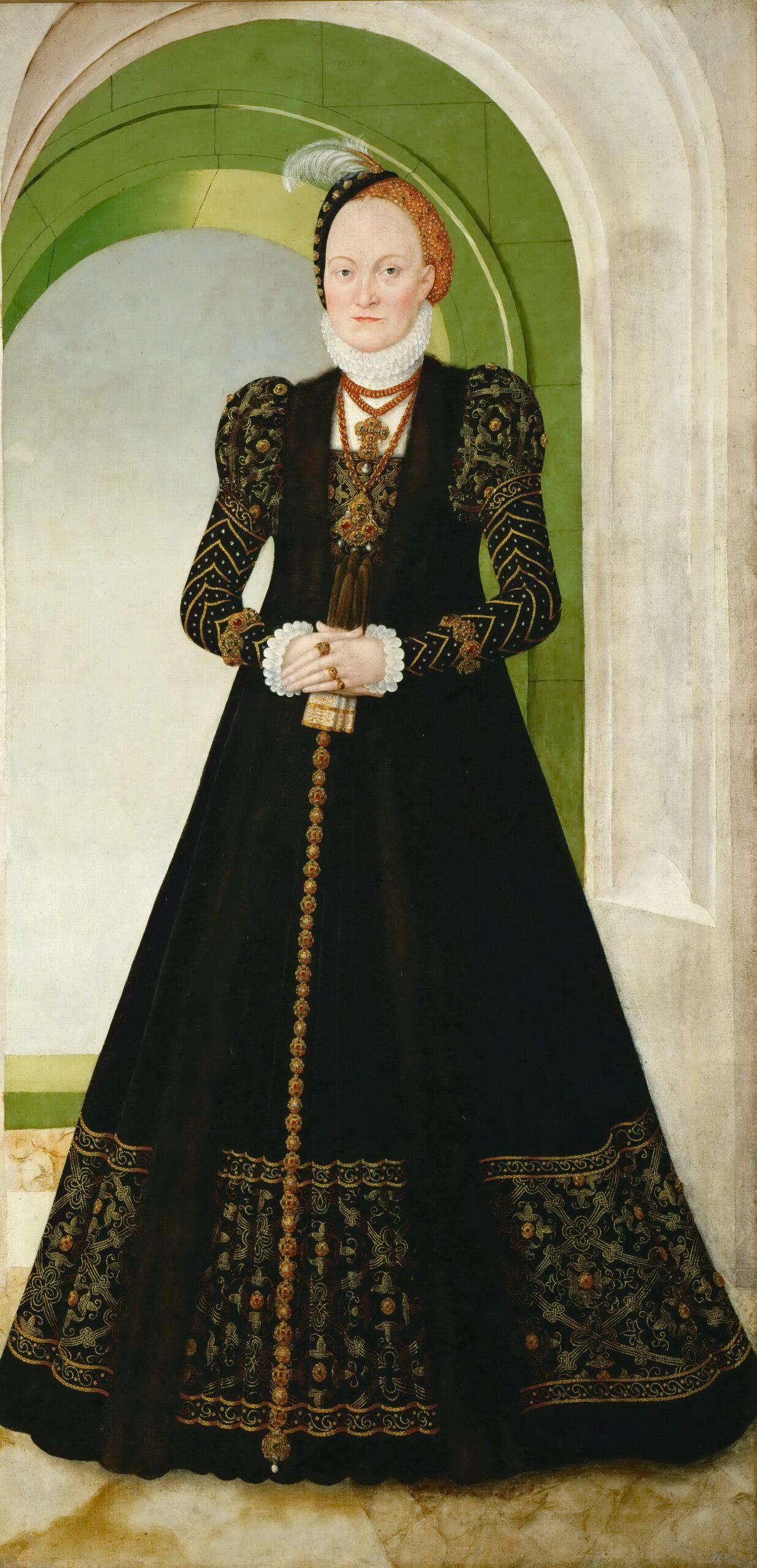 Anna of Denmark, Electress of Saxony